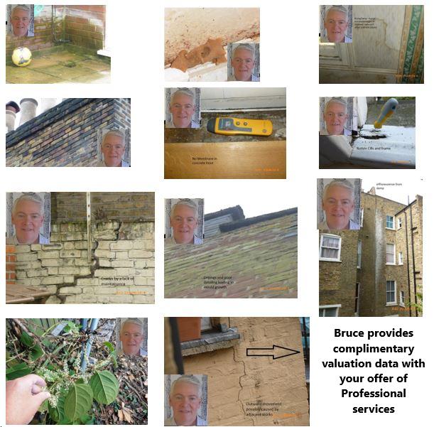 Building Surveyor - Bruce Spenser MSc MCIOB